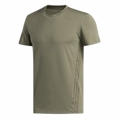 アディダス(adidas)AEROREADY 3ストライプス Tシャツ GLC03-FL4312(Men's)