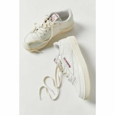 リーボック Reebok レディース スニーカー シューズ・靴 UO Exclusive Club C 85 Vintage Sneaker Red Multi