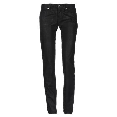 ロイ ロジャース ROŸ ROGER'S パンツ ブラック 33 コットン 98% / ポリウレタン 2% パンツ