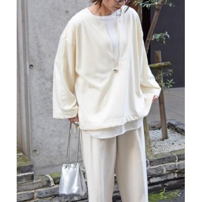 wears / カフタンPO WOMEN トップス > Tシャツ/カットソー
