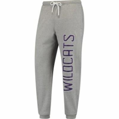 Under Armour アンダー アーマー スポーツ用品  Under Armour Northwestern Wildcats Heathered Gray Tri-Blend Fleece Jogger Pants