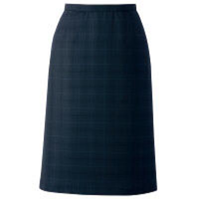 セロリーセロリー(Selery) スカート ネイビー 17号 S-15851 1着(直送品)