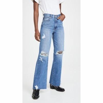 シルバーレーク SLVRLAKE レディース ジーンズ・デニム ワイドパンツ ボトムス・パンツ Grace High Rise Wide Leg Jeans Gimme Shelter