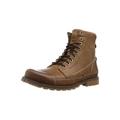 ティンバーランド ブーツ 靴 Timberland 1070 メンズ Earthkeeper ブラウン レザー Lace-Up ブーツ シューズ 15 BHFO