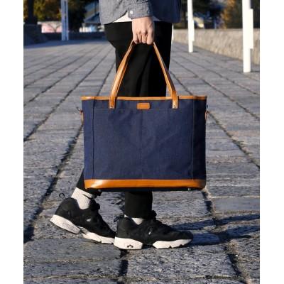 (G.NINE/ジーナイン)トートバッグ トート メンズ ビジネスバッグ 大きめ 2way ショルダーバッグ ショルダー付  ナイロン メンズバッグ カジュアル A4 B4 大容量 人気/ユニセックス その他系2