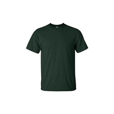 Gildan メンズ G2000 ウルトラコットン 大人用 Tシャツ 2枚パック US サイズ: Large カラー: ベージュ