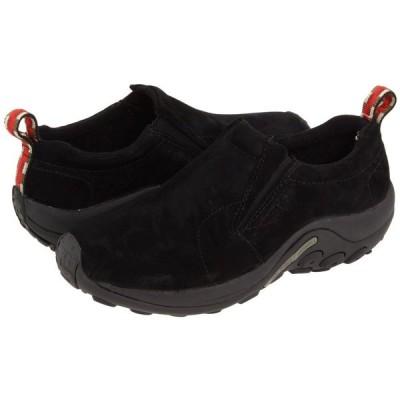 メレル Merrell レディース ローファー・オックスフォード シューズ・靴 Jungle Moc Midnight Pig Suede