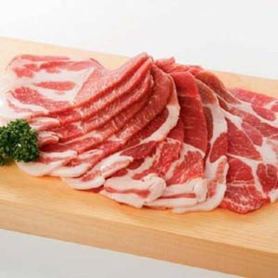 豚肩ロース(スライス) 500g 2mm(外国産)バーベキュー BBQ セットに最適【豚肉】(im) パーティー