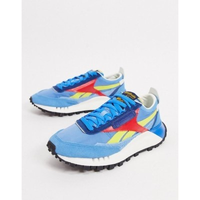 リーボック レディース スニーカー シューズ Reebok Classic Legacy sneakers in blue