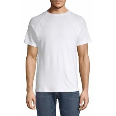 イレブンパリ メンズ スポーツ アウトドア Cotton Raglan Sleeve T-Shirt