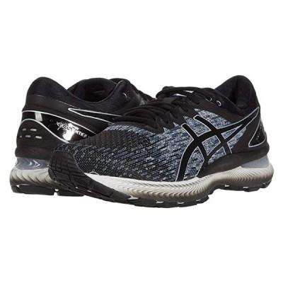 アシックス GEL-Nimbus 22 メンズ スニーカー 靴 シューズ Black/Black 3