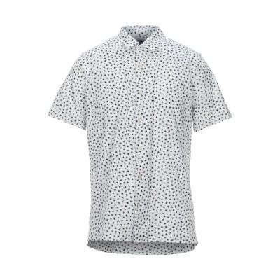 PS PAUL SMITH シャツ ホワイト M コットン 100% シャツ