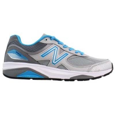 ニューバランス レディース スニーカー シューズ 1540v3 Running Shoes Silver