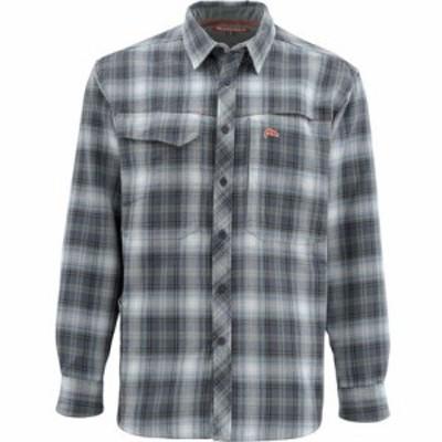 シムズ トップス Guide Flannel Long-Sleeve Shirt - Mens
