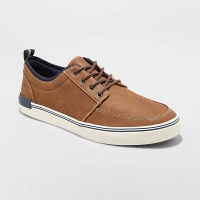 グッドフェロー Goodfellow & Co メンズ スニーカー シューズ・靴 Bernie Casual Sneakers - Brown