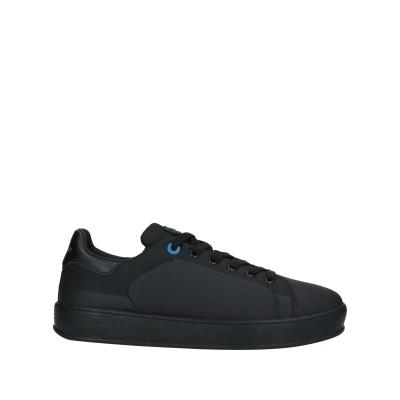 リプレイ REPLAY スニーカー&テニスシューズ(ローカット) ブラック 41 紡績繊維 スニーカー&テニスシューズ(ローカット)