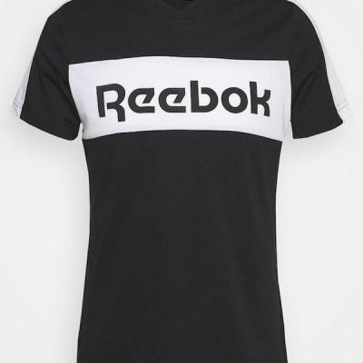リーボック メンズ スポーツ用品 GRAPHIC TEE - Print T-shirt - black