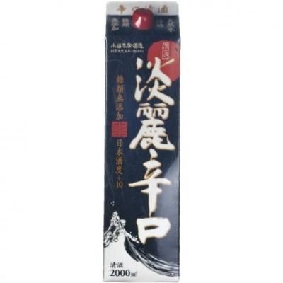 【ケース品】酒之介 淡麗辛口 2000ml 6本入り