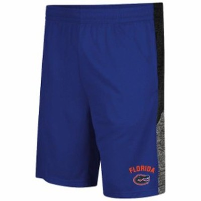 Colosseum コロセウム スポーツ用品  Colosseum Florida Gators Friction Royal Shorts