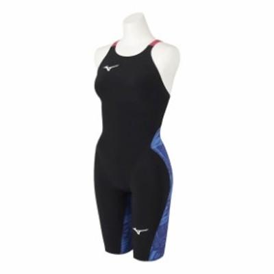 レディース 競泳用GX・SONIC NEO ハーフスーツ リフレックスブルー 【MIZUNO|ミズノ】レディーススイムウェアーn