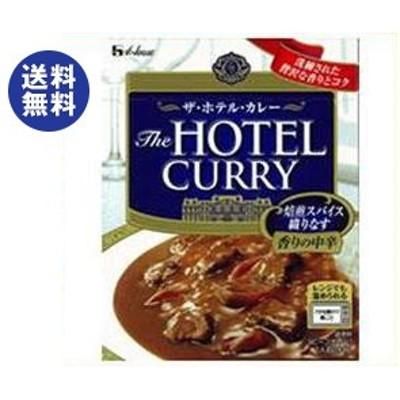 送料無料  ハウス食品  ザ・ホテル・カレー  香りの中辛  180g×30個入