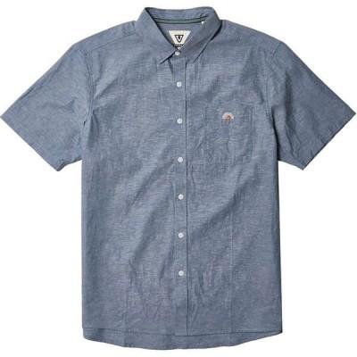 ヴィスラ シャツ メンズ トップス Sets Eco Shirt - Men's Harbor Blue
