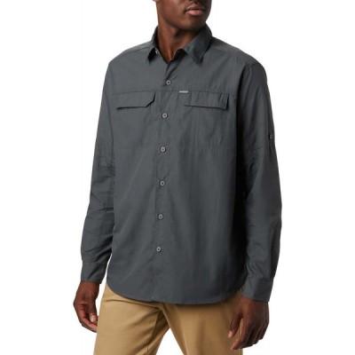 コロンビア Columbia メンズ トップス 大きいサイズ Silver Ridge 2.0 Long Sleeve Shirt (Regular and Big & Tall) Grill