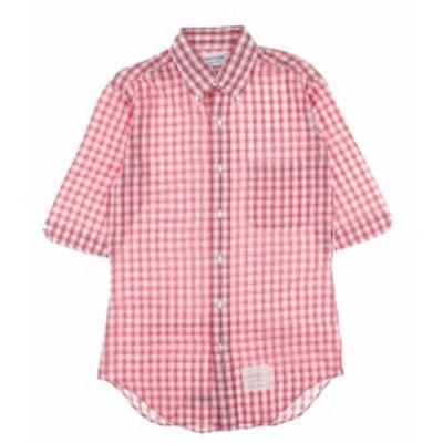 THOM BROWNE トムブラウン カジュアルシャツ メンズ
