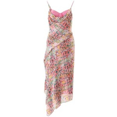 SIES MARJAN/シエスマルジャン Mixed colours Sies marjan reptile print dress レディース 春夏2020 16GC5277 117327272 ik