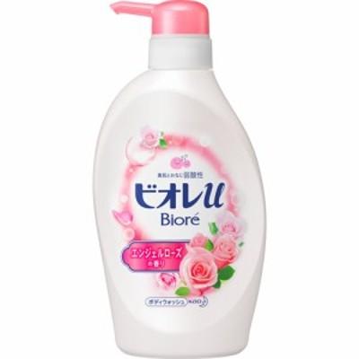 ビオレu エンジェルローズの香り ポンプ 480ml