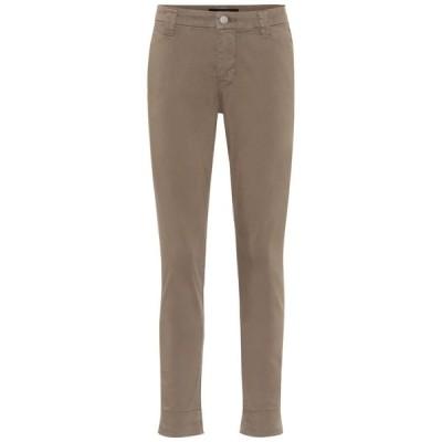 ジェイ ブランド J Brand レディース ボトムス・パンツ Paz mid-rise cotton-blend pants Lalia