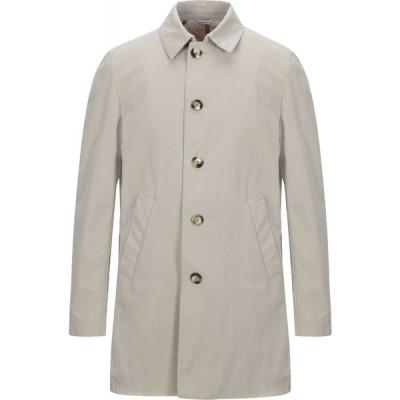 マニュエル リッツ MANUEL RITZ メンズ コート アウター full-length jacket Beige