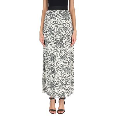 リュー ジョー LIU •JO ロングスカート ベージュ 42 テンセル 100% ロングスカート