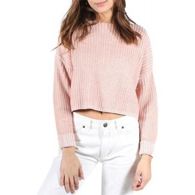リラ Lira レディース ニット・セーター トップス Delilah Sweater Terracotta