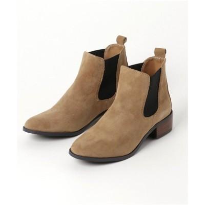 ブーツ mio notis / ローヒールサイドゴアブーツ (794M)_dni