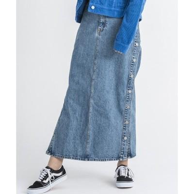 スカート デニム Gyda Denim Skirt/ジェイダ デニムスカート