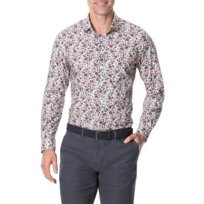 ロッドアンドガン メンズ シャツ トップス Allenton Long Sleeve Shirt IVORY