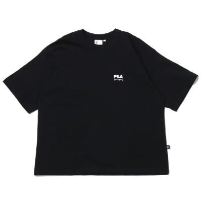 フィラ FILA 半袖Tシャツ フィラ × ケン カガミ アメリカン ティーシャツ (BLACK) 21SS-I