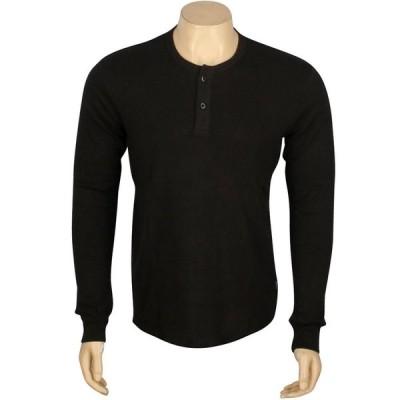 ブリクストン Brixton メンズ ニット・セーター トップス Grant Knit Sweater black