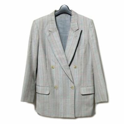 80's vintage 49AV JUNKO SHIMADA「9」Double breath jacket 80年代 ヴィンテージ ジュンコ シマダ ダブルブレス ジャケット【中古】