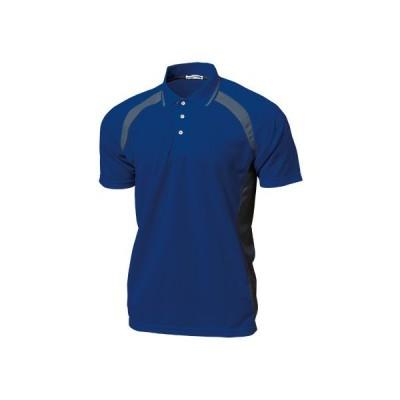 ベーシックテニスシャツ P-1710 (130〜150サイズ) ロイヤルブルー