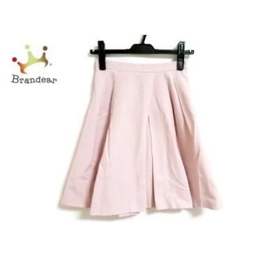 アプワイザーリッシェ Apuweiser-riche スカート サイズ00 XS レディース ピンク   スペシャル特価 20200623