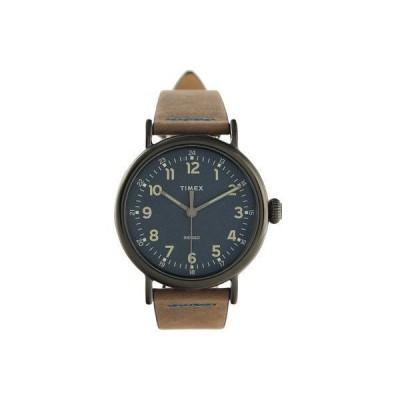 タイメックス メンズ 腕時計 アクセサリー 40 mm Standard 3-Hand