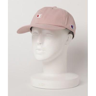 atmos pink / CHAMPION チャンピオン フラット キャップ 181-0208-pink WOMEN 帽子 > キャップ