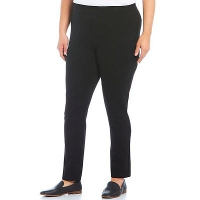 アリ マイルス レディース カジュアルパンツ ボトムス Plus Size Kelly Straight Leg Ankle Pants