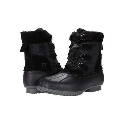 Prop?t プロペット レディース 女性用 シューズ 靴 ブーツ スノーブーツ Ingrid - Black