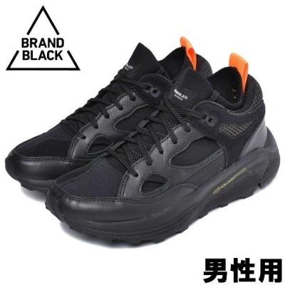 ブランドブラック メンズ スニーカー アウラ BRAND BLACK 13560080