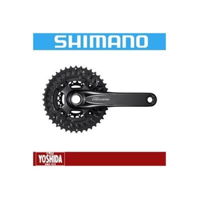 (春の応援セール)シマノ(SHIMANO) DEORE FC-M6000-3 トリプル クランクセット40/30/22T(3x10S)