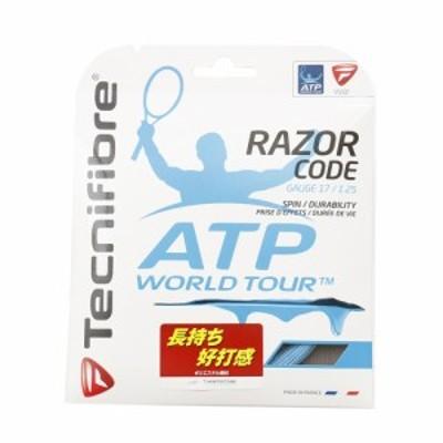 テクニファイバー(Technifibre)硬式テニスストリング ガット レーザーコード RAZOR CODE TFG514BL…