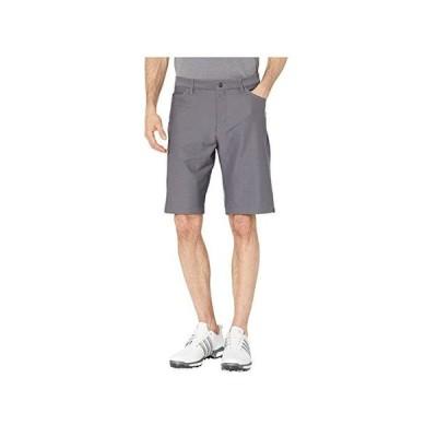 アディダス Ultimate Heather Five-Pocket Shorts メンズ 半ズボン Grey Three Heather